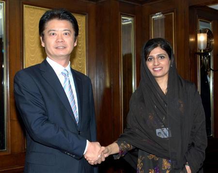 日本希望与巴基斯坦合作 共同维护阿富汗稳定