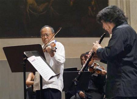 古巴举办演奏会追悼东日本大地震遇难者