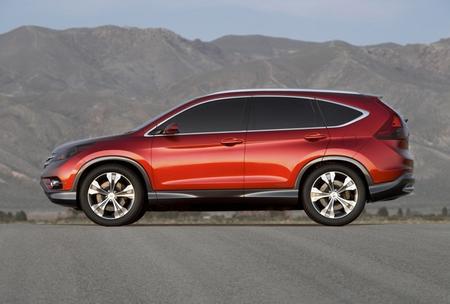 本田新款CR-V概念车亮相