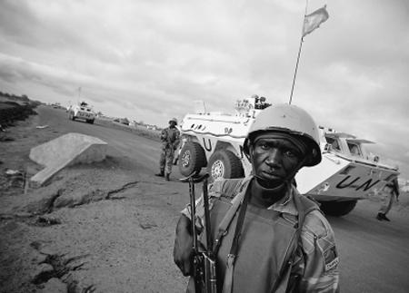 日本派出调查团前往南苏丹地区 决定是否派出维和部队
