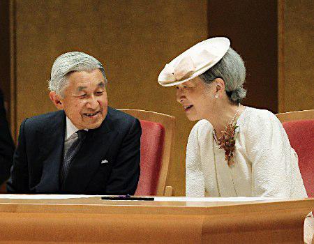 世界建筑师东京开幕 明仁天皇夫妇出席开幕式
