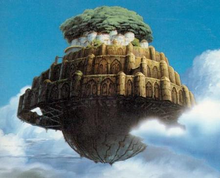 """日本""""天空之城""""竹田城一片云海笼罩"""
