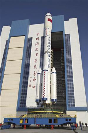 日媒:天宫一号即将升空 中国发展自己的空间实验站