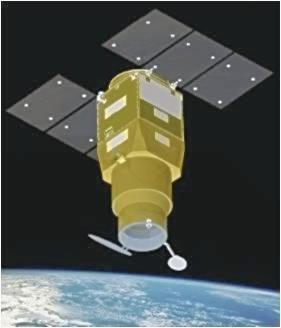 """日本明年将发射一颗灾害监测卫星 代替""""大地""""号"""
