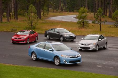 丰田美国工厂开始生产4缸发动机