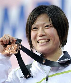 摔跤世锦赛第五天 井上佳子为日本队再添1铜