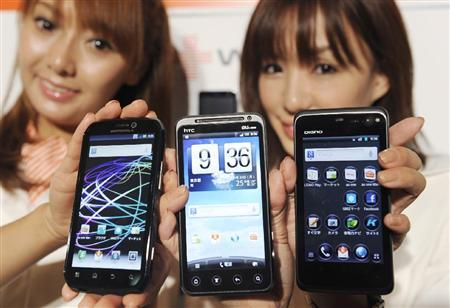KDDI将推出6款秋冬手机新品 iphone 5未入该名单