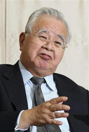 米仓弘昌称日本应该加入TPP