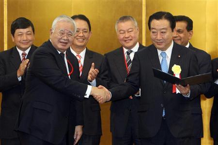 亚洲商务峰会在东京闭幕 强调推进区域经济整合
