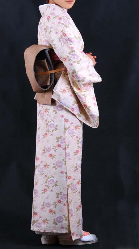 日本和服文化之小纹和服篇