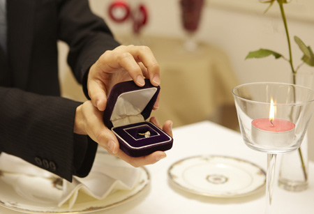 日本调查:女性最憧憬的9大求婚词