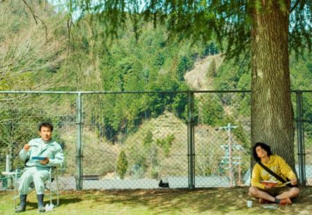 第24届东京国际电影节竞赛片——《啄木鸟和雨》