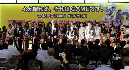 """""""东京游戏展""""今日开幕 16个国家193个企业出展游戏盛会"""