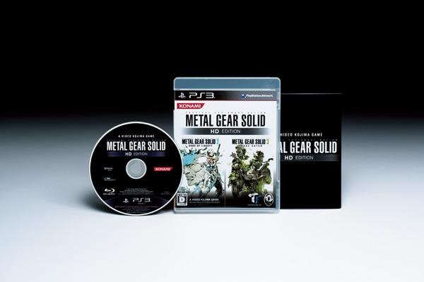 PS3/Xbox360《合金装备HD合集》11月23日发售