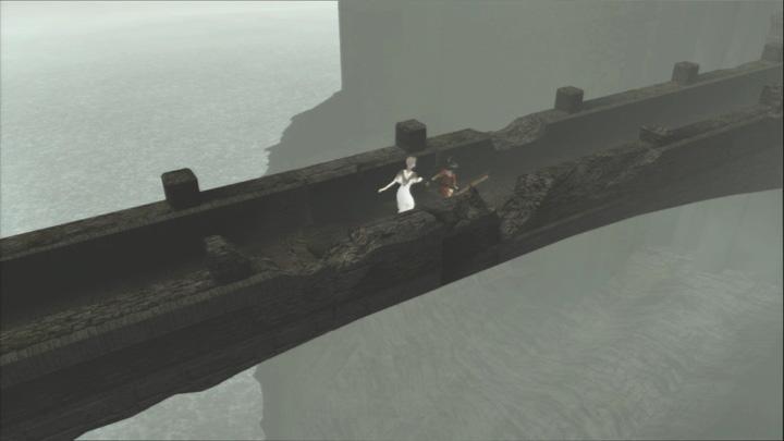 SCE不朽巨作《ICO》TGS最新游戏影像