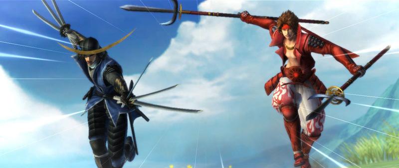 """PS3/Wii《战国BASARA3宴》新加武将""""松永久秀""""蹂躏杂兵视频"""