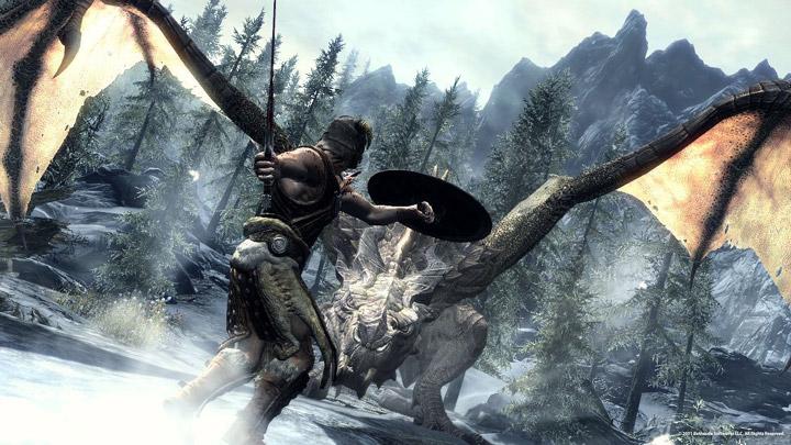 PS3/Xbox360《上古卷轴5:天际》日版发售日12月8日