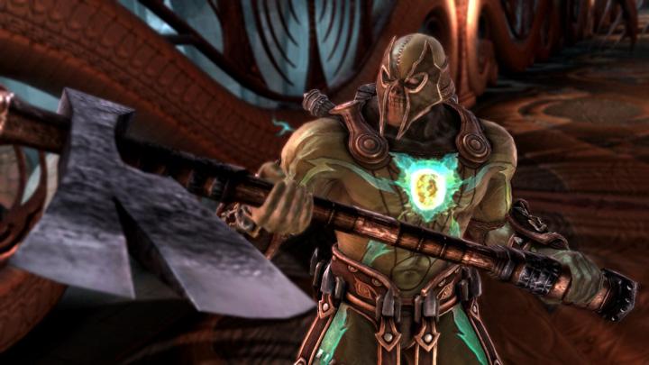 PS3/Xbox 360《刀魂5》两名新角色及新场景