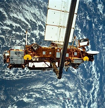 UARS卫星下午突破大气层 日本上空暂无卫星踪迹