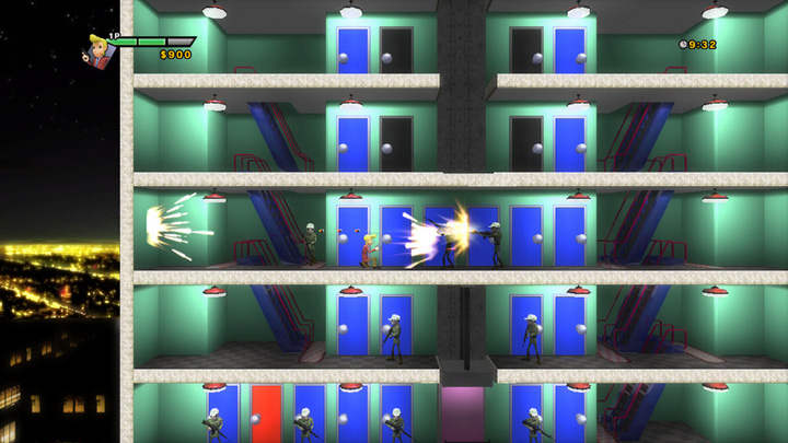 PS3《电梯大战豪华版》免费场景及试玩版放出