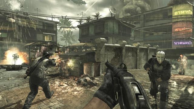 著名FPS《现代战争3 决胜时刻》网战模式最新情报