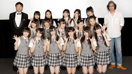NMB48将赴新加坡开唱  山本彩流泪谢罪