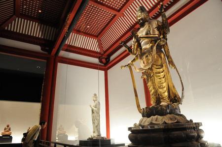 日本东大寺博物馆明日开馆 将展示卢舍那佛坐像等国宝
