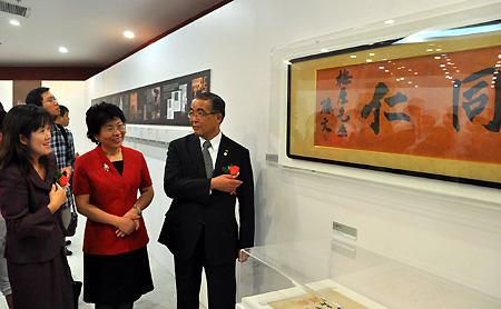武汉辛亥革命博物馆开设长崎专区 介绍辛亥革命与长崎渊源