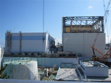 福岛核电站高浓度氢气排出