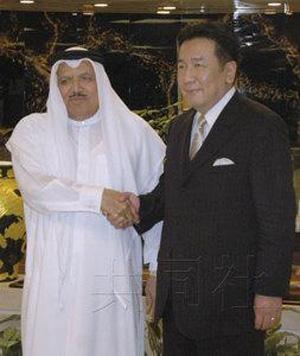 枝野幸男访问阿联酋要求延长日企油田权益