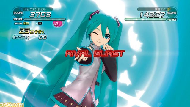 PS3《偶像大师2》DLC宣传影像 超人气歌姬初音服装