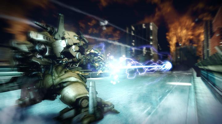 PS3/Xbox 360《装甲核心V》小队任务及最新游戏情报
