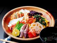 冈山散寿司
