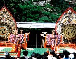 春季神乐祭节