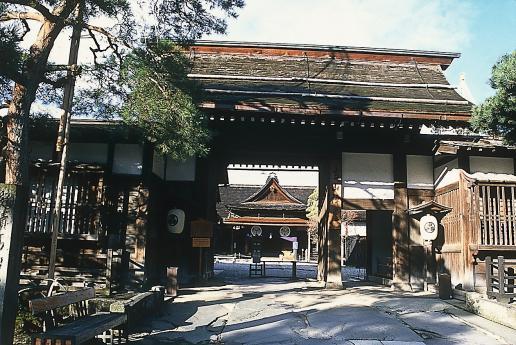高山阵屋(国家级古迹)