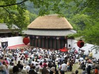 肥土山农村歌舞伎