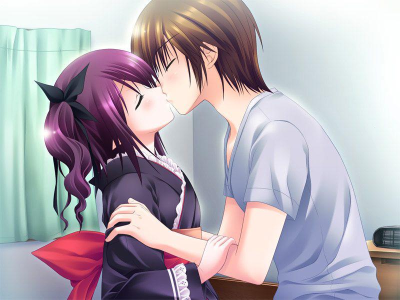 日本调查:女人让男人按自己的想法接吻的9句话