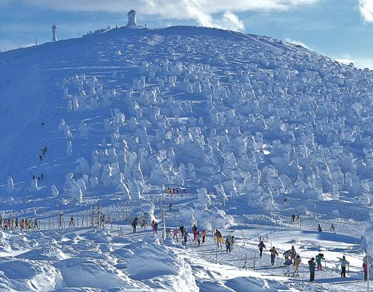 藏王温泉滑雪场