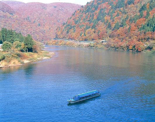 最上川游船