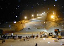 诺如水上滑雪场 冰雪度假区