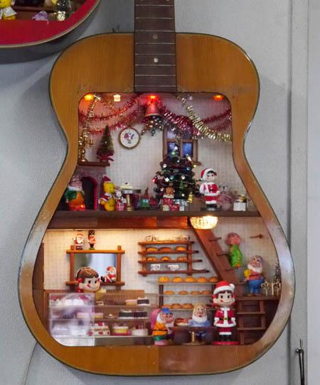 成都是我的家吉他谱-损毁吉他玩偶之家您拥有过原声吉他吗?如果坏了,您又是怎么处理的