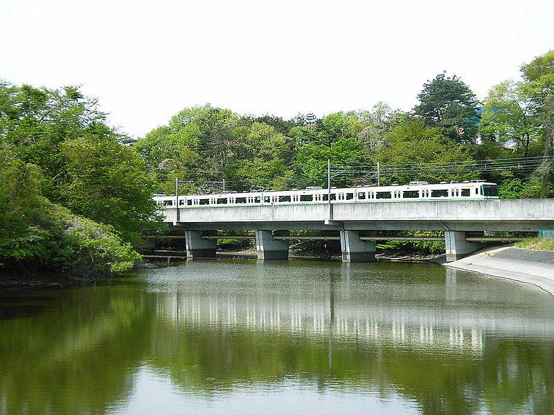 仙台市地铁:南北线
