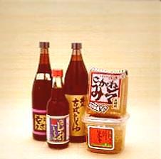 天然酿造味噌酱油