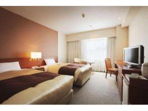 Hotel Pearlcity 盛冈