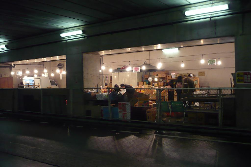 盛冈站前北民谣市场