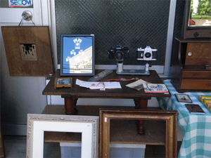 绀屋町奥州怀道古董市场
