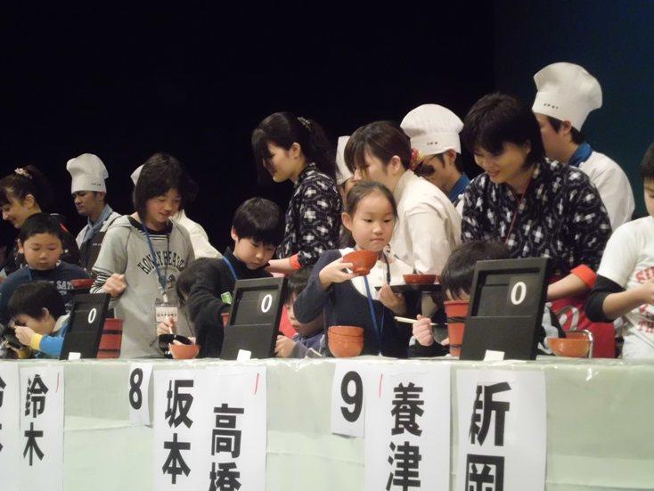 全日本碗荞麦面选手权