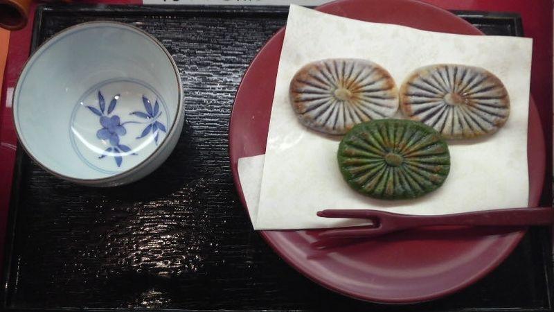 【德岛特产】滝烧饼