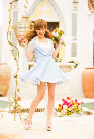 """涩谷109""""第一美少女品牌""""LIZLISA夏季新品新鲜出炉(二)"""