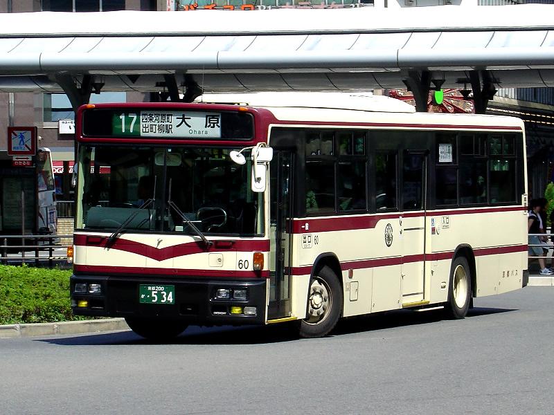 京都公共汽车